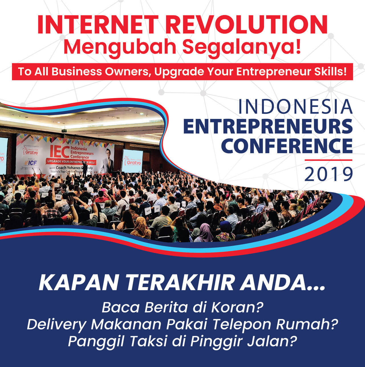 Indonesia Entrepreneurs Conference 2019