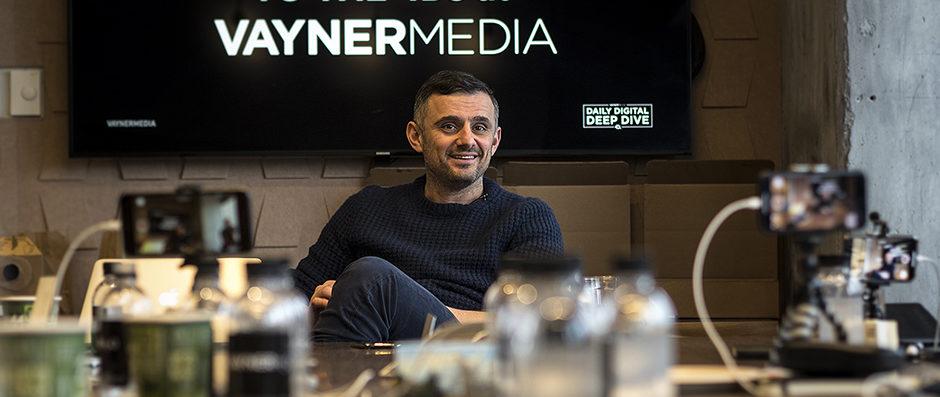 Strategi pemasaran online VaynerMedia