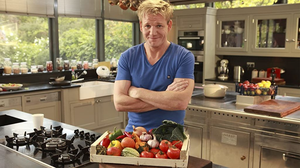 Strategi bisnis kuliner Gordon Ramsay