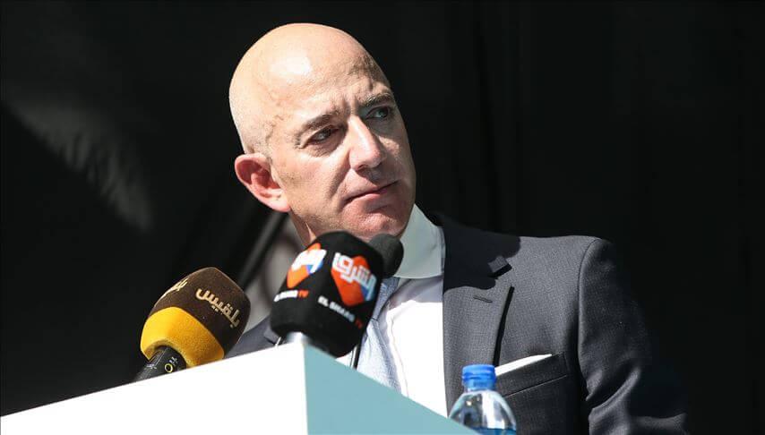Strategi bisnis online Jeff Bezos