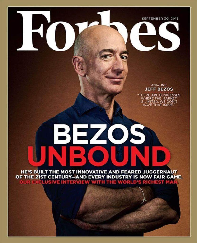 Strategi bisnis online Jeff Bezos dengan Amazon
